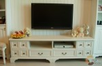 Buffet Tv Modern Duco Putih
