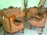 Set Kursi Sofa Romawi