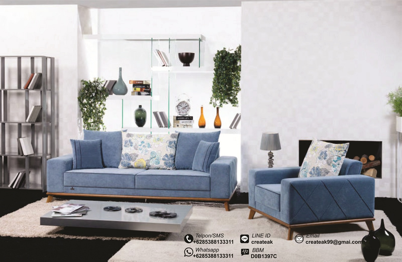 Set Sofa Minimalis Modern Createak Furniture Createak Furniture