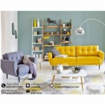 Set Sofa Tamu Retro Essex