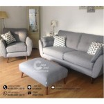 Set Sofa Tamu Retro Sarada