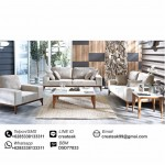 Set Sofa Tamu Vintage Collina