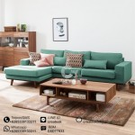 Set Sofa Vintage Copperfield