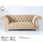 Sofa Chesterfield Swan