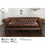 Sofa Tamu Chesterfield Jepara