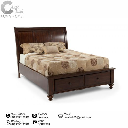 dipan minimalis jati kamila createak furniture