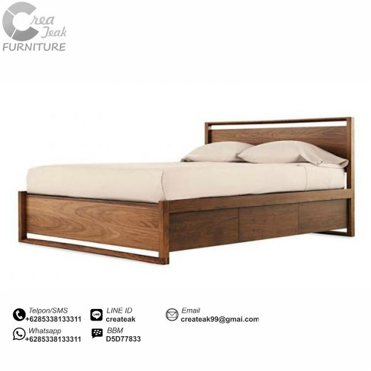 dipan minimalis jati reno createak furniture createak
