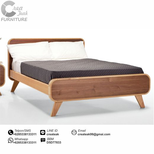 dipan minimalis mid century createak furniture