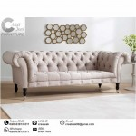 Sofa Chesterfield Western