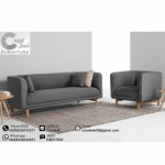 Set Sofa Tamu Vintage Johnson