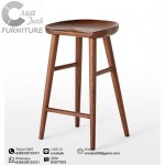 Bar Stool Jati Murah Jepara