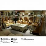 Set Sofa Tamu Ukir Mewah Bellagio