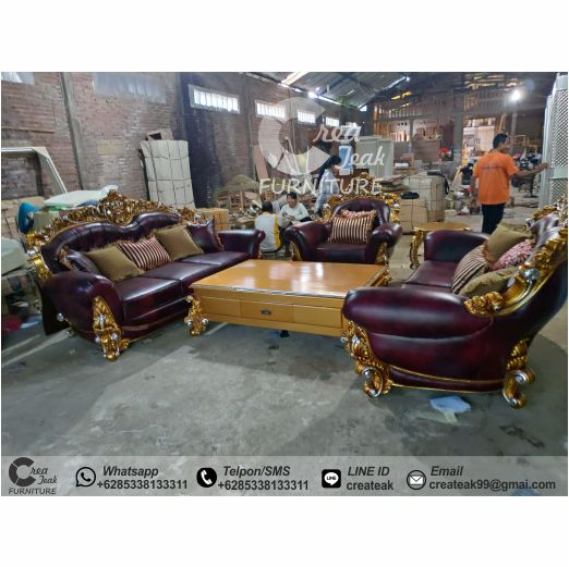 Workshop Createak Furniture